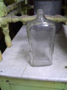plusieurs bouteille antique a vendre