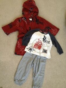 Boys Size 3 Disney Pyjama sets