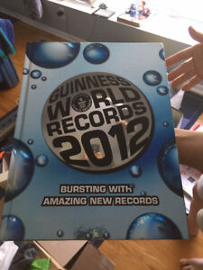 GUINESS book of Records 2012