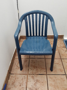 Terrace chair for $5 each(100 ps)