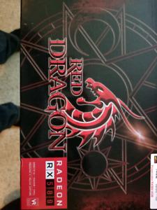 Red Dragon RX580 8Gb GPU