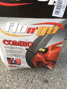 Flow and go gas can brand new never used