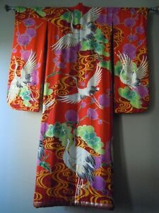 Kimono Japonais de cérémonie/Ceremonial Japanese Kimono Gatineau Ottawa / Gatineau Area image 1