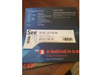 VIP hyde park radio 2 festival in a day live tickets