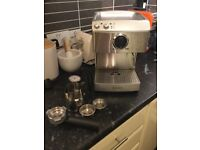 Andrew James 15 Bar Pump Barista Coffee Maker