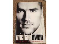 Michael Owen autobiography