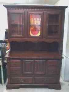 Dining Room or Kitchen hutch