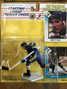 STARTING LINEUP HOCKEY FIGURES