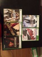 15$ each Xbox 360 games