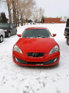 2010 Hyundai Genesis Coupe 3.8 - Price Reduced