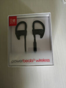 Brand New Dr. Dre powerbeats 3 wireless headphones