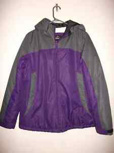 Med Size 10-12 womans winter jacket /coat nearly new