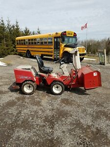 Ventrac 3100 W/CAB/SNOWBLOWER/LAWNMOWER Delivery Available!!!