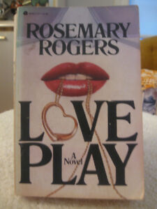SUPER-DELUXE JUMBO LOVE STORY by ROSEMARY ROGERS