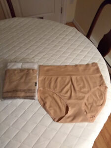 2XL panties - 4 pairs