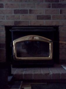 Wood Fireplace Insert - Napoleon