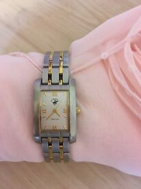 Genuine Ralph Lauren watch