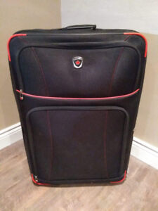 30 inch travel luggage carrier