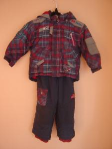 Habit hiver garçon 2 ans