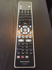 Marantz remote control for Marantz disc player UD5007 or UD7007