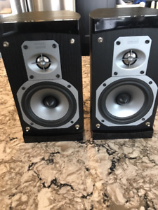 Soundstage 3d1 bookshelf speakers