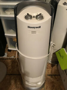 tower fan and humidifier   unit