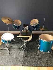 Basix Drum Set