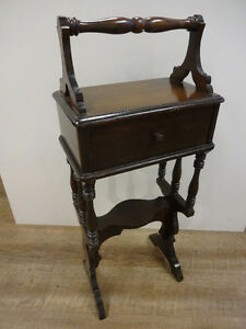 Antique Sewing Table at The Old Attic