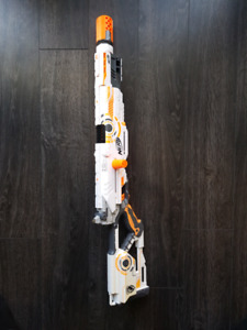 Nerf Whiteout Longstrike for Sale