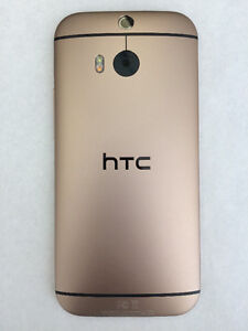 HTC One M8 Gold, like new