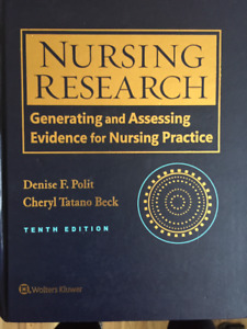 Nursing Research: Generating and Assessing Evidence
