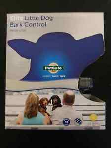 Brand New Petsafe Elite Little Dog Bark Control