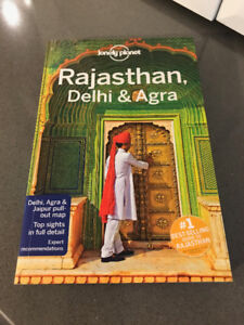 guide book Rajasthan  Never used