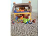 Happyland rose cottage with new batteries