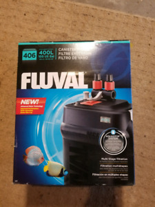 Fluval 406 FIRM PRICE never opened brand new