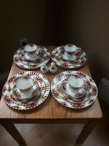 Royal Albert Old Country Rose China for Sale!