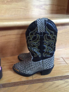 CHILDRENS - stampede boots