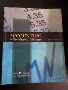 Accounting for Non-financial Managers (4th edition)