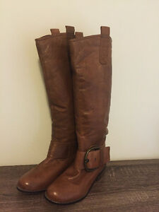 Steve Madden Frienzzi Riding Boots - size 5.5