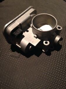 Chrysler throttle body