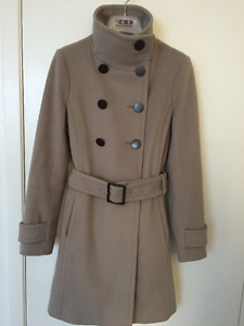 *REDUCED* Aritzia Talula Babaton Bromley Wool Cashmere Coat