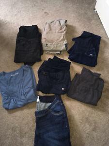 Pants and 2 shirts size L/XL
