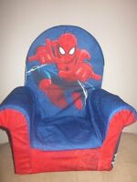 Perfect Christmas gift - Spiderman chair for a toddler