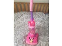 Minnie mouse vaccum cleaner hoover