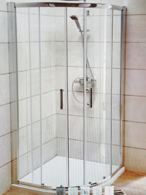 Quadrant shower complete for sale.