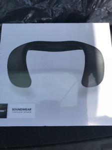Brand new Bose SoundWear Companion bluetooth Wireless headwear.
