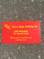 River Ridge Tapers and Painters inc. 780 872-2225