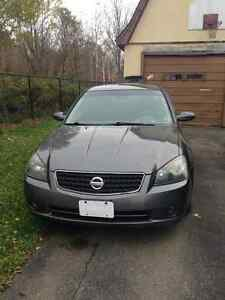 2005 Nissan  Ultima  for parts