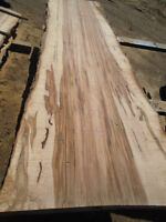 Live Edge and Dimension Lumber Sales