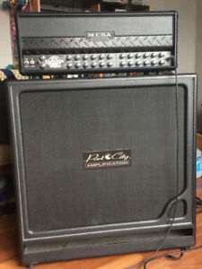 Mesa Roadster and 4x12 Port city cab